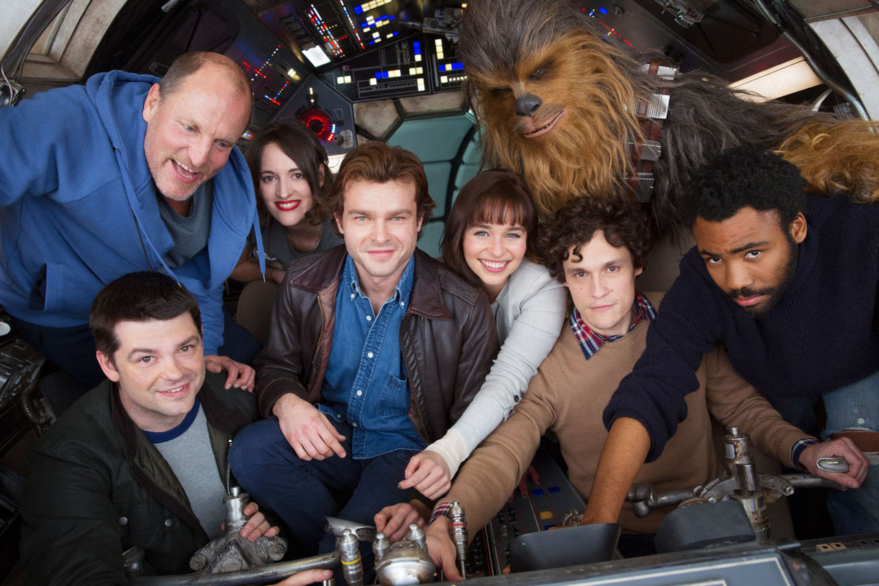 Phil Lord och Chris Miller hoppar av Han Solo-film
