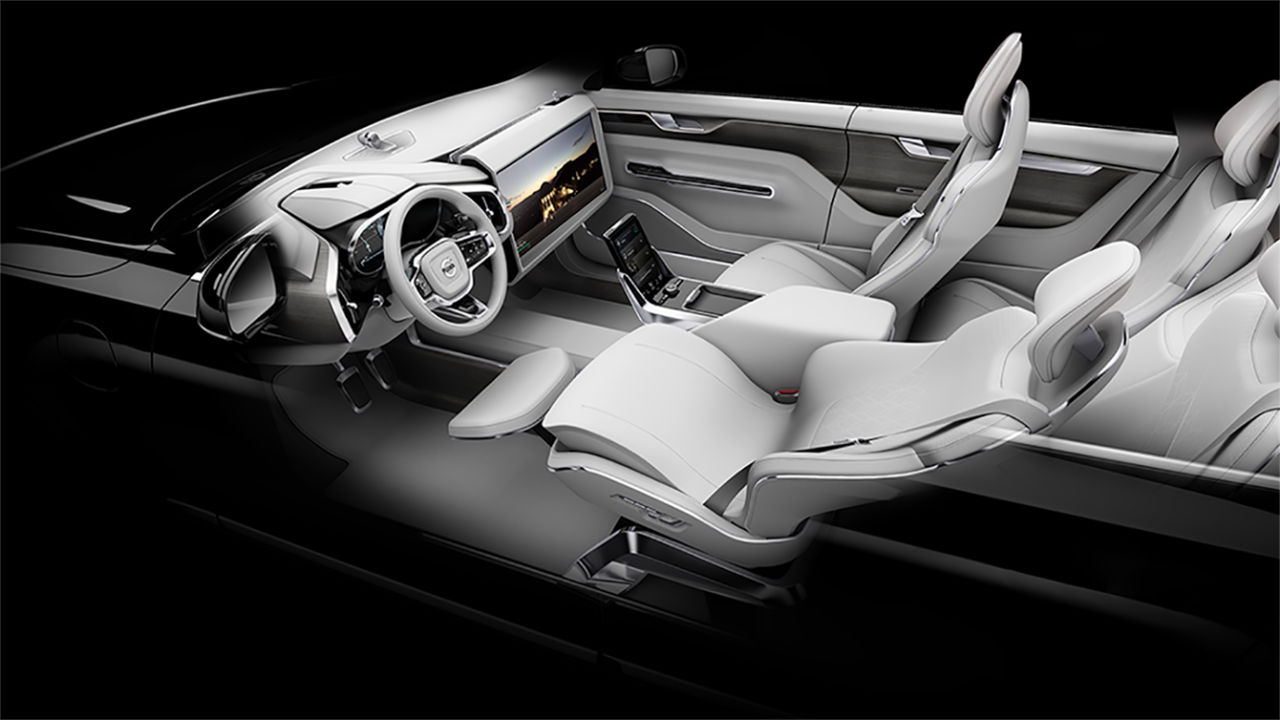 Volvo Cars samarbetar med NVIDIA