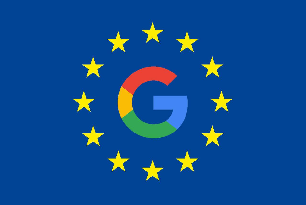 Google får rekordböter av EU