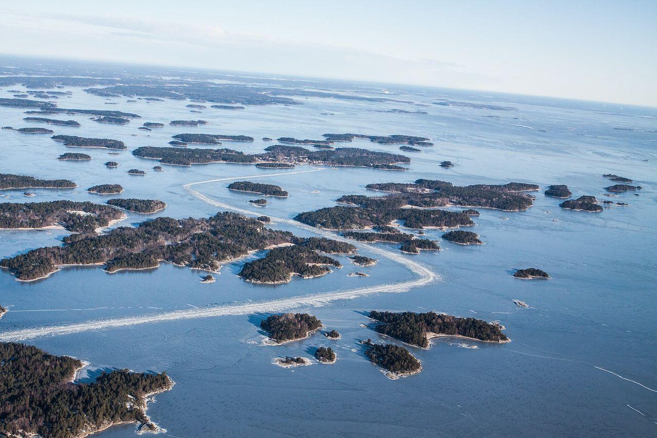 3000 öar i Skärgården kan vara dränkta om 100 år