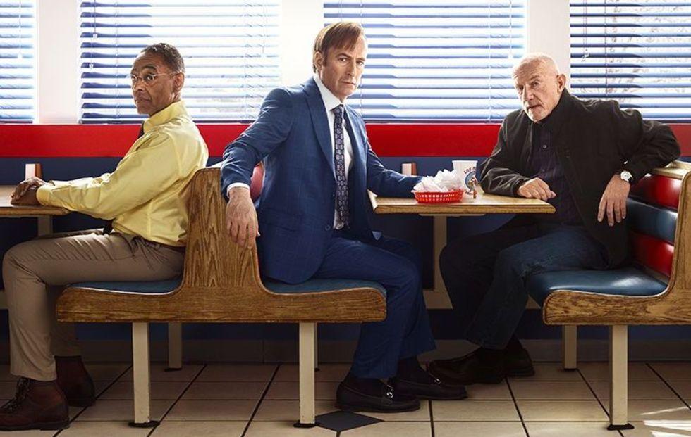 Better Call Saul får en fjärde säsong