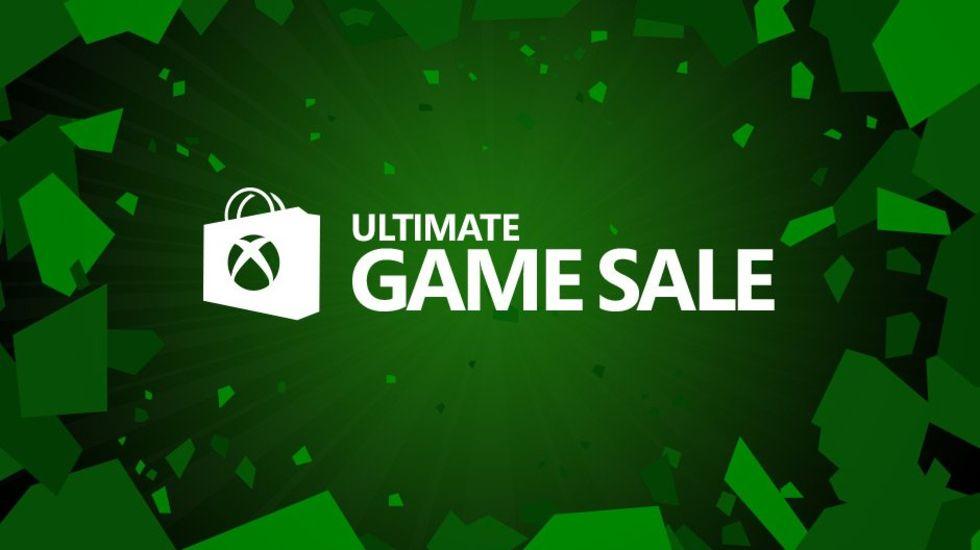 Xbox stora sommarrea startar imorgon