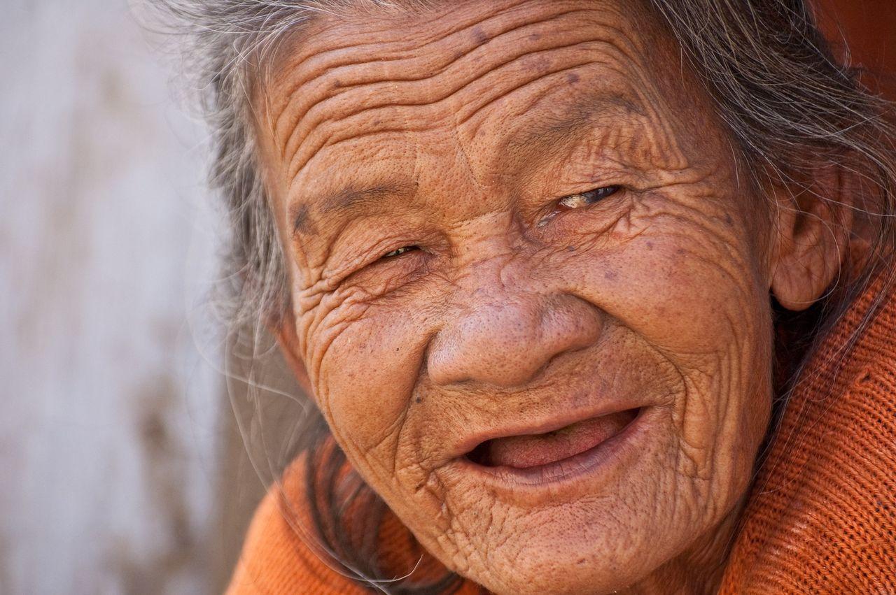 Hur gammal kan en människa bli?