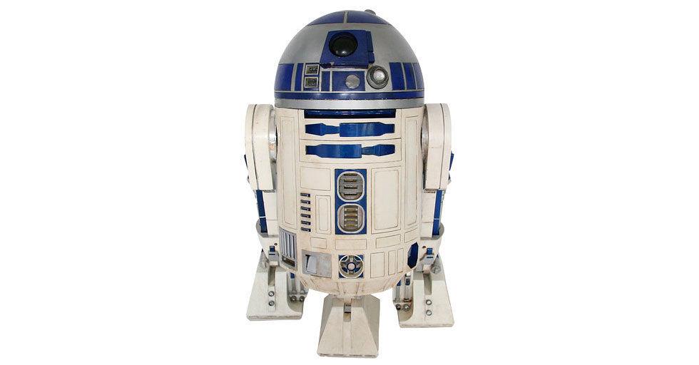 R2-D2 såld på auktion för 23 miljoner kronor