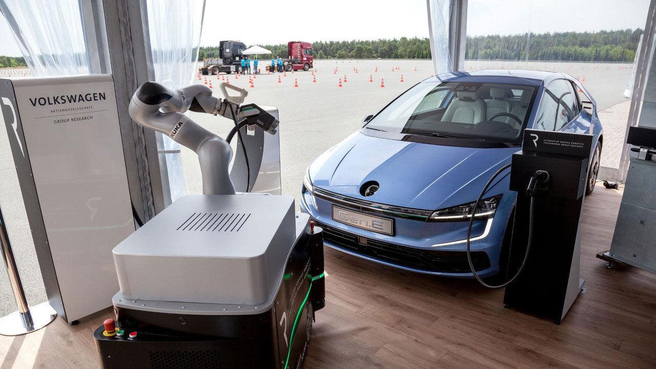 Gen.E är en ny elbilsprototyp från Volkswagen