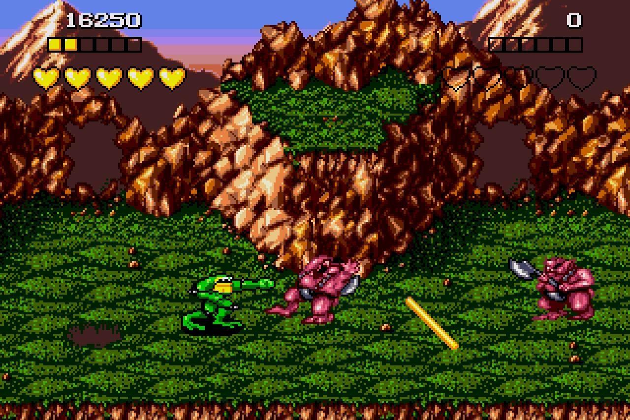 Battletoads till NES klarat på rekordtid