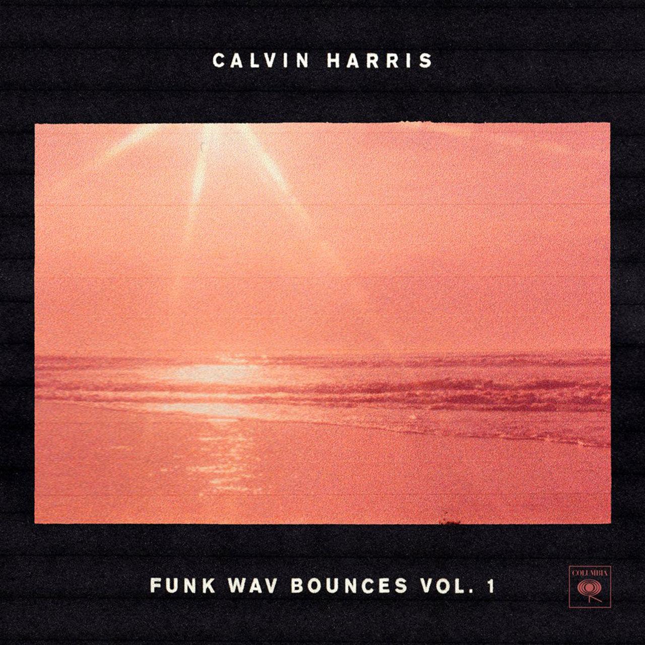 Softa toner på Calvin Harris nya platta