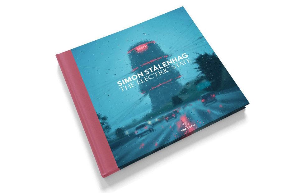 Simon Stålenhag crowdfundar sin nästa bok