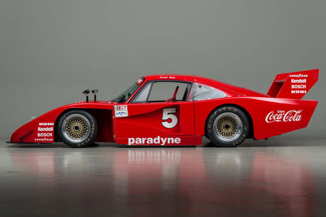 Bob Akins Porsche 935 är till salu