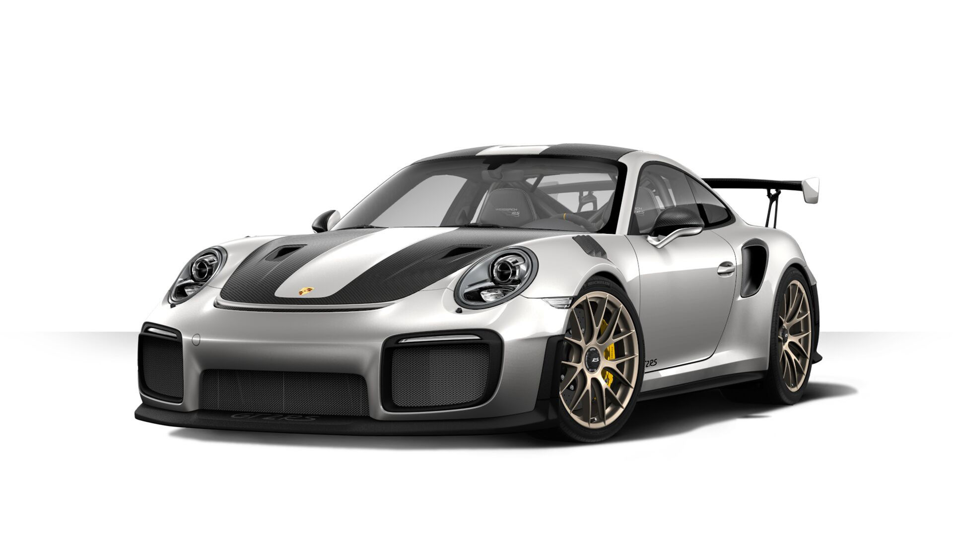 Nu kan du bygga nya Porsche 911 GT2 RS