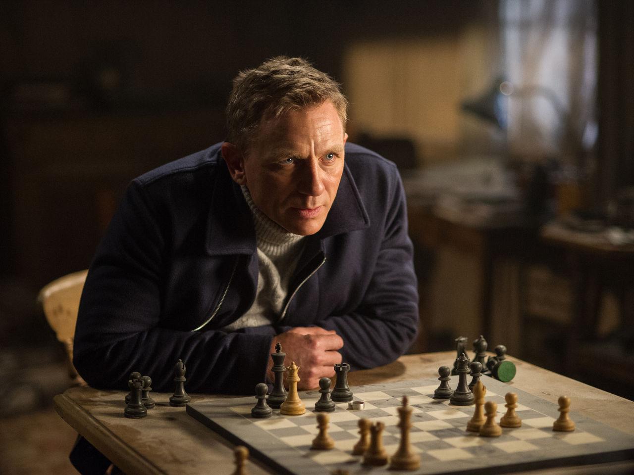 Daniel Craig ryktas återvända som Bond