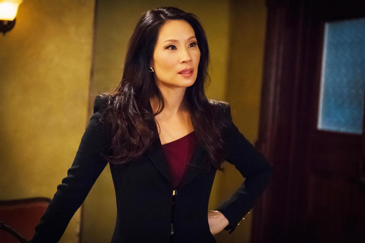Lucy Liu regisserar säsongspremiären av Luke Cage