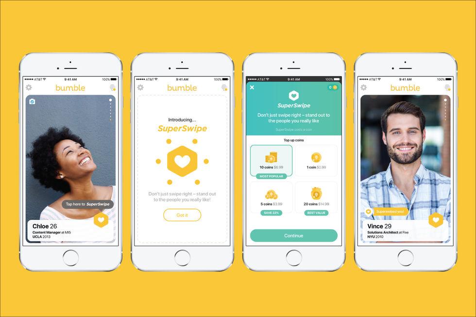 Dating app Svep vänster