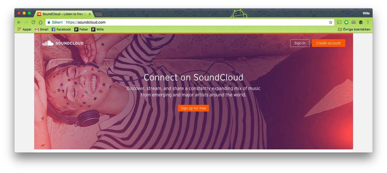 SoundClouds kassa slut om 50 dagar