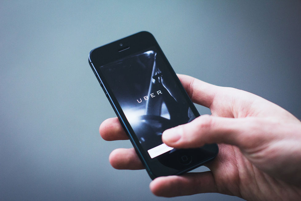 Uber startar gemensamt företag med Yandex i Ryssland