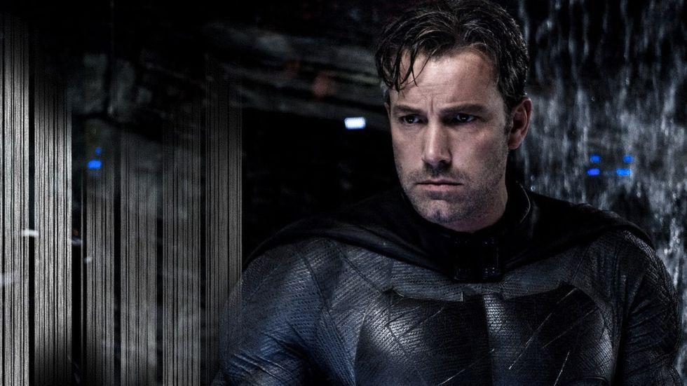 Ben Afflecks Batman-manus officiellt skrotat