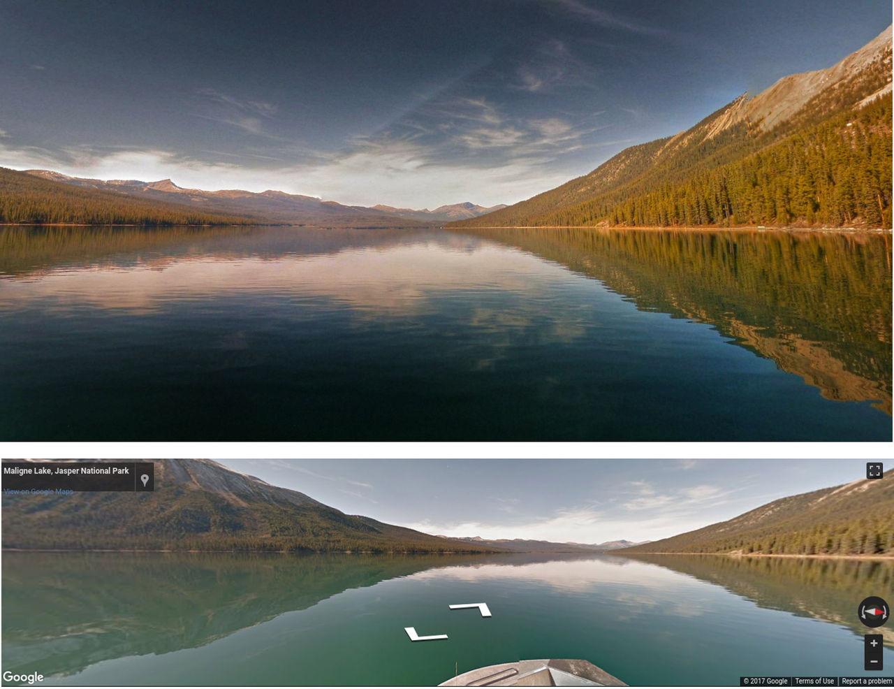 Google använder maskinlärning för att redigera fotografier