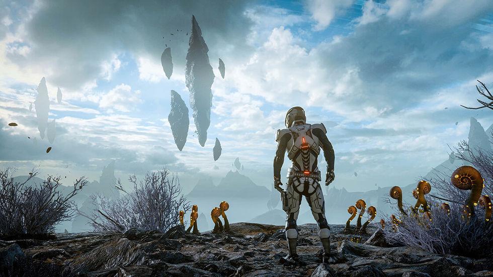 Testa Mass Effect: Andromeda gratis