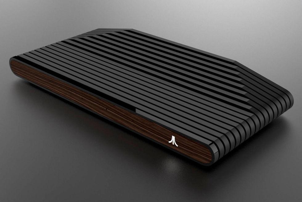 Ataribox är Ataris motsvarighet till NES Classic