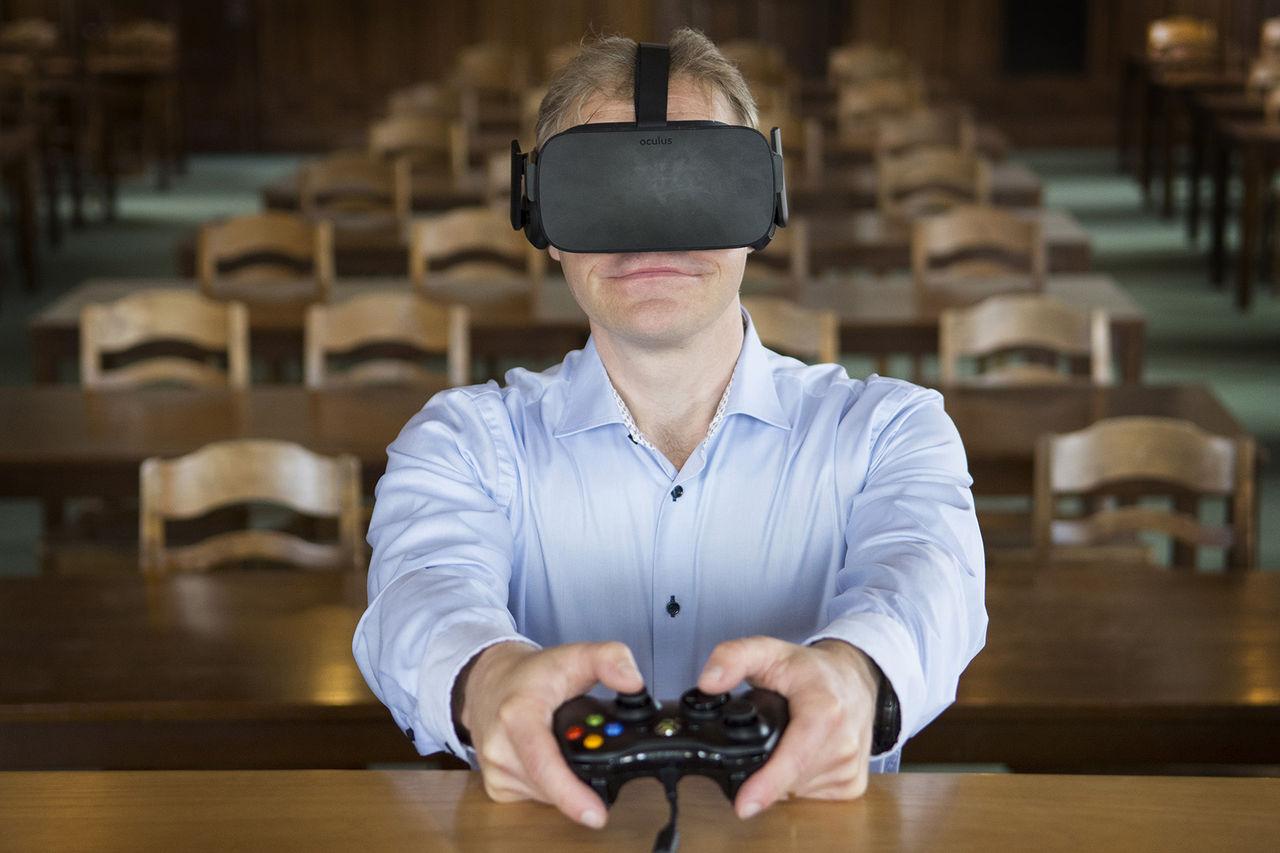 Bota social ångest med VR
