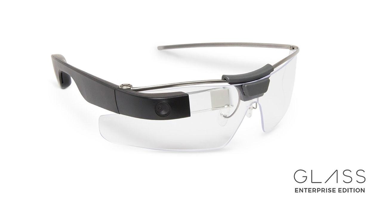 Alphabet släpper ny version av Google Glass