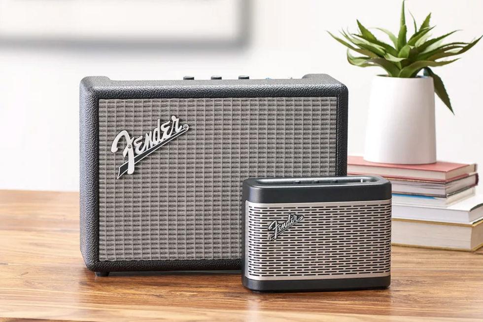 Även Fender börjar göra Bluetooth-högtalare
