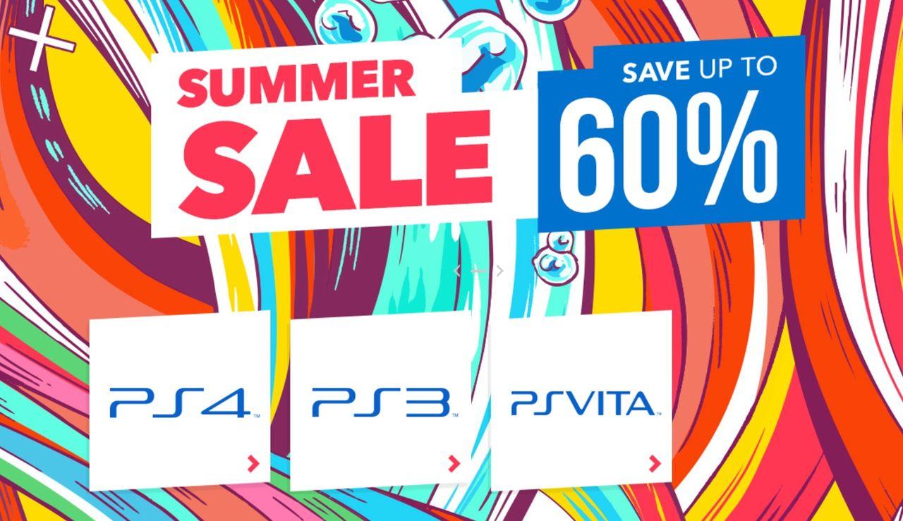 Sony drar igång stor sommarrea på Playstation Store