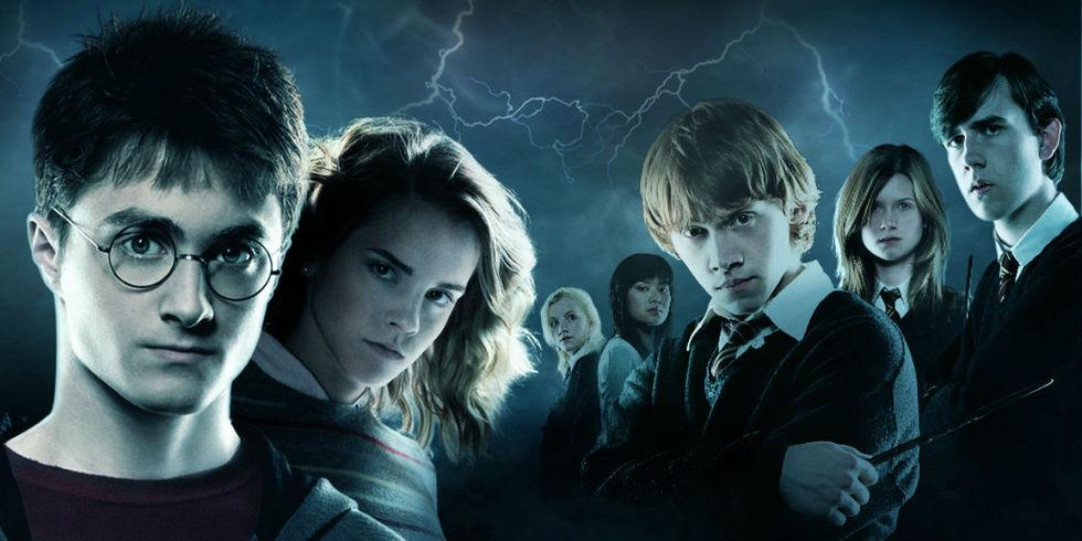 Tva Nya Harry Potter Bocker Kommer I Host For Att