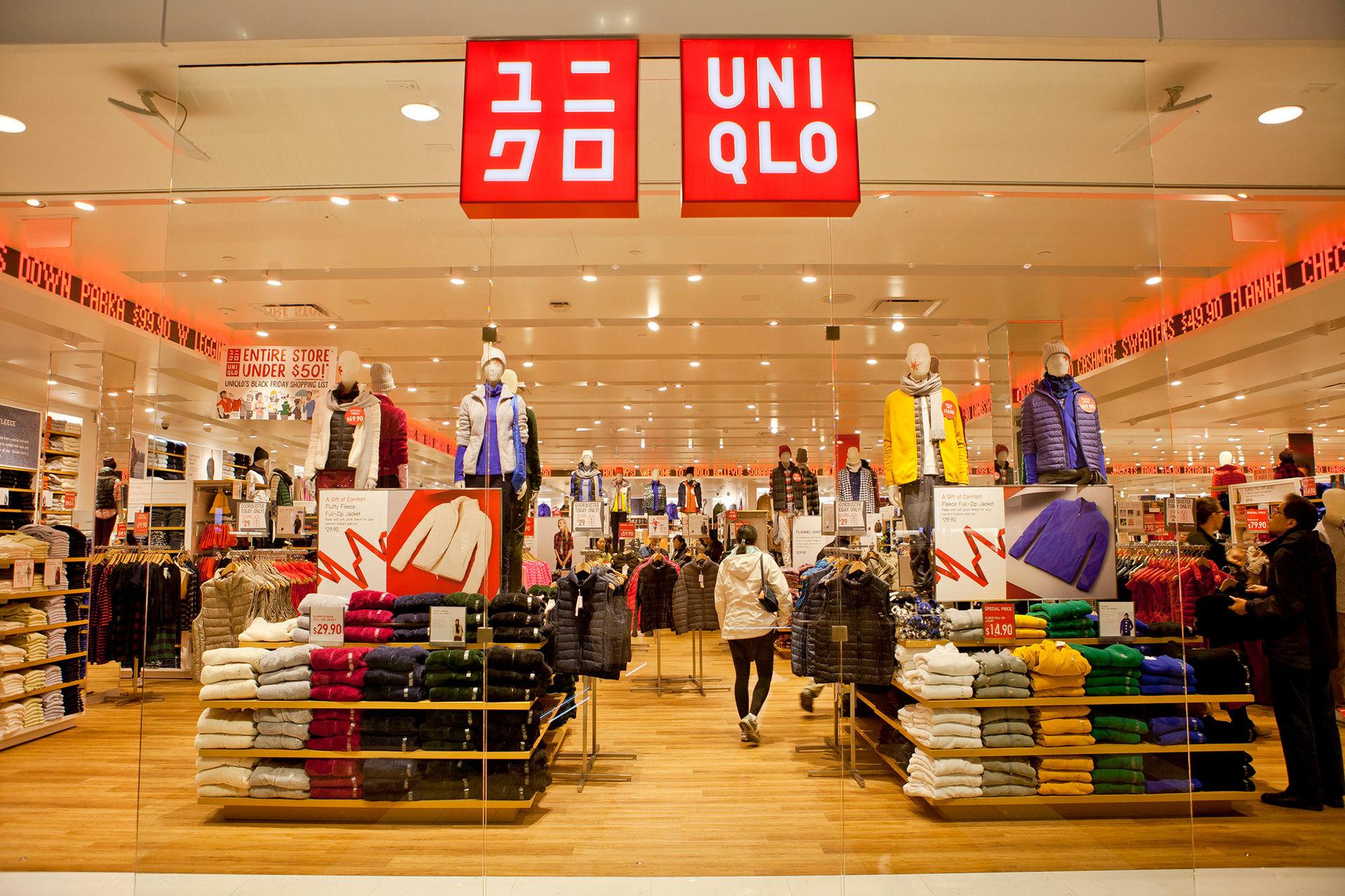 Klädjätten Uniqlo kan öppna i Stockholm