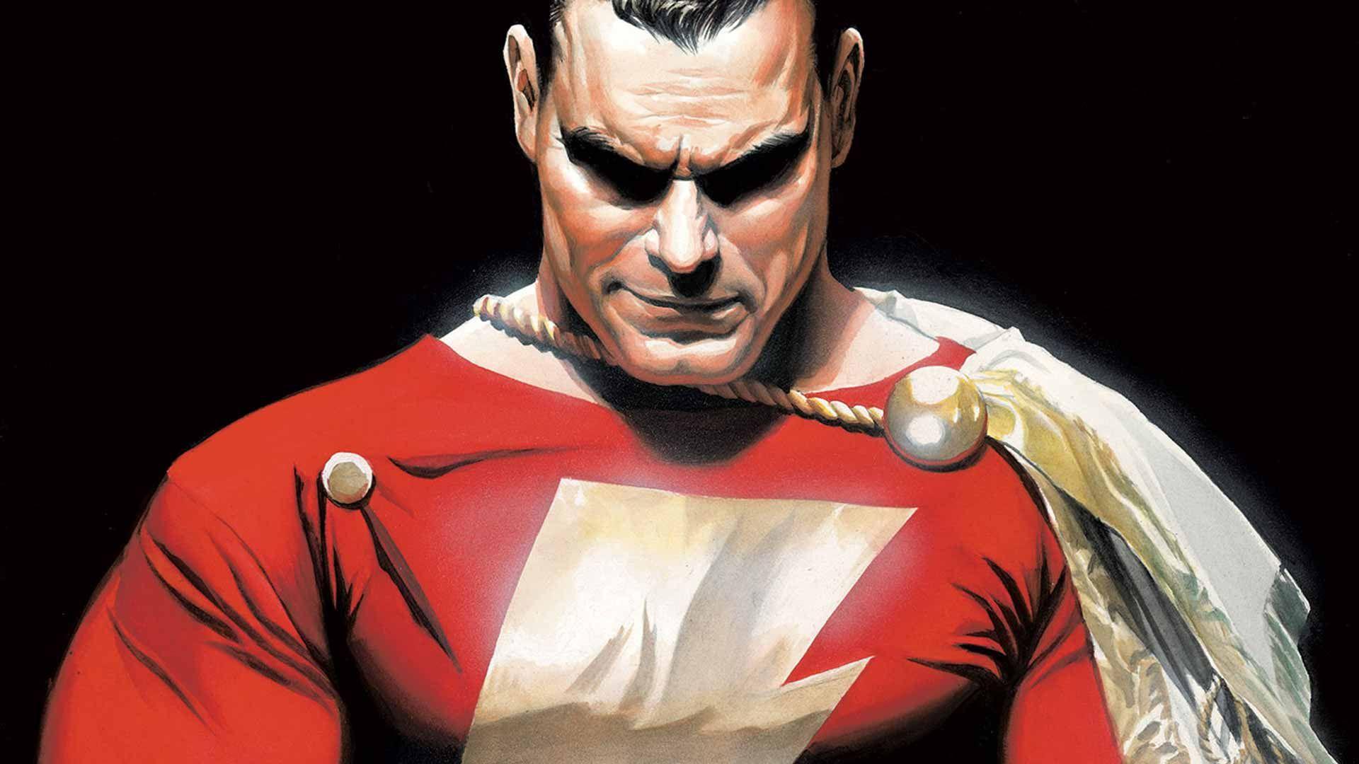 DC:s superhjälte Shazam blir film
