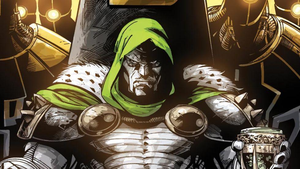 Legion-skaparen jobbar på Doctor Doom-film