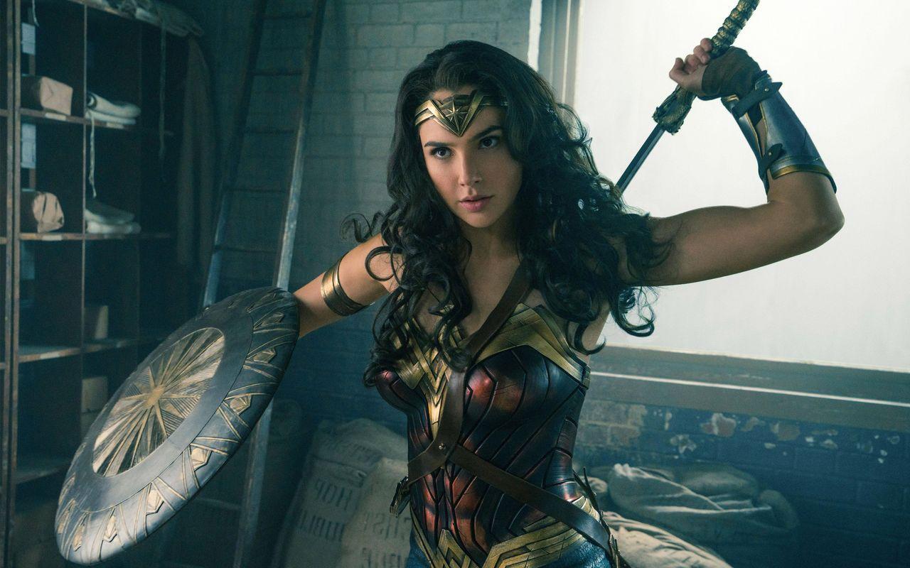 Det blir en Wonder Woman 2