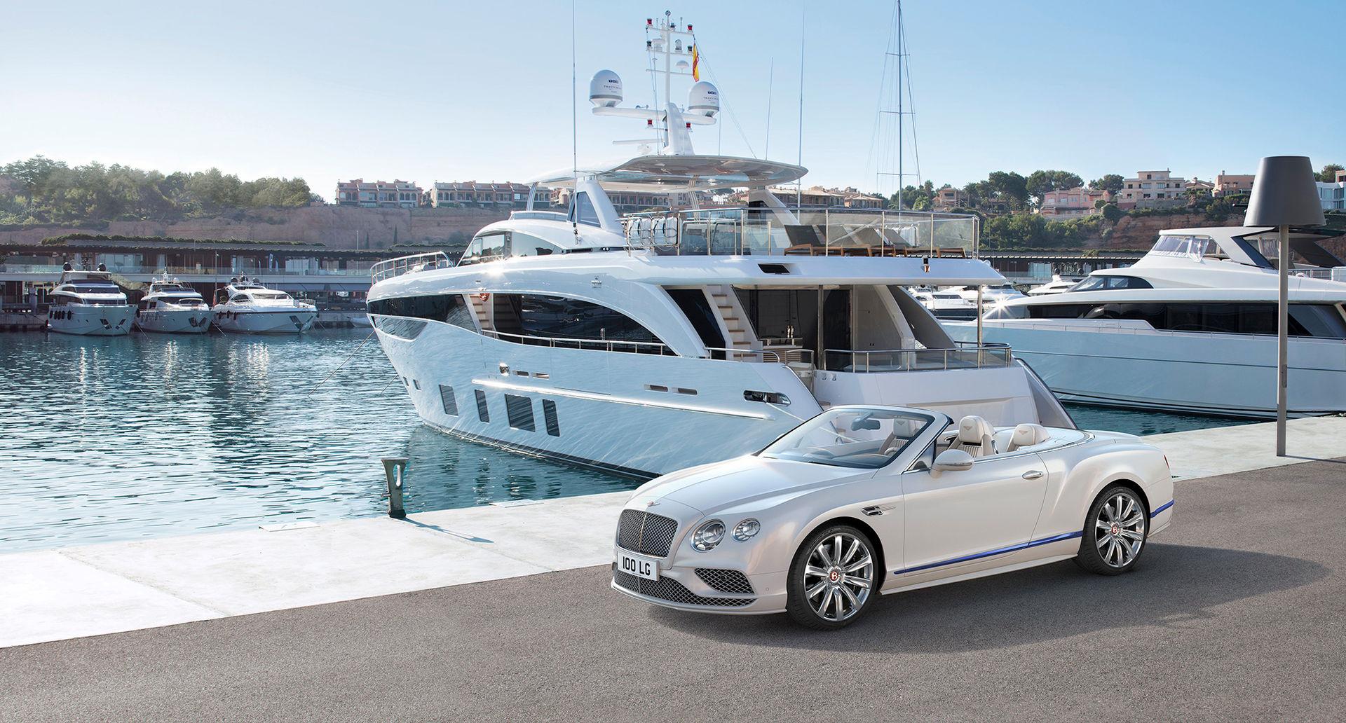 Ny specialversion av Bentley Continental GT