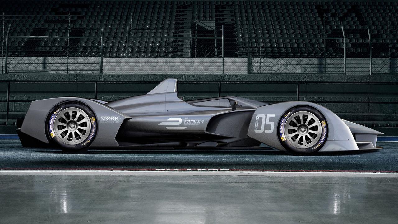 Mercedes hoppar på Formel E