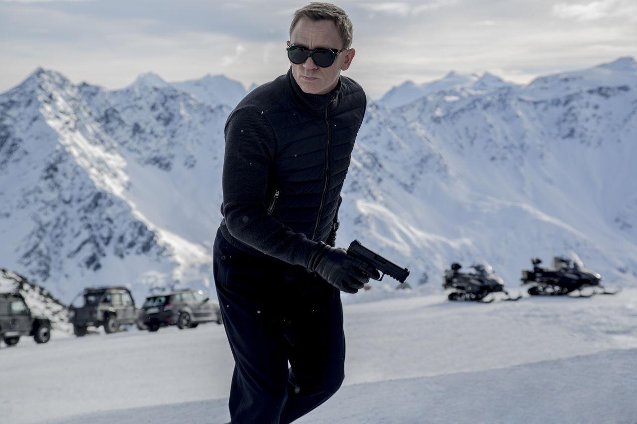 Nästa Bond-film har premiär 8 november 2019