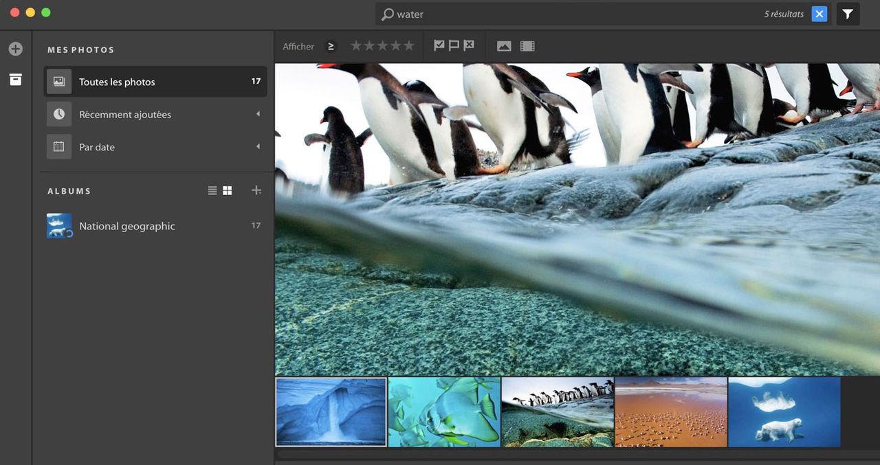 Adobe släppte fotoredigeringsverktyg av misstag
