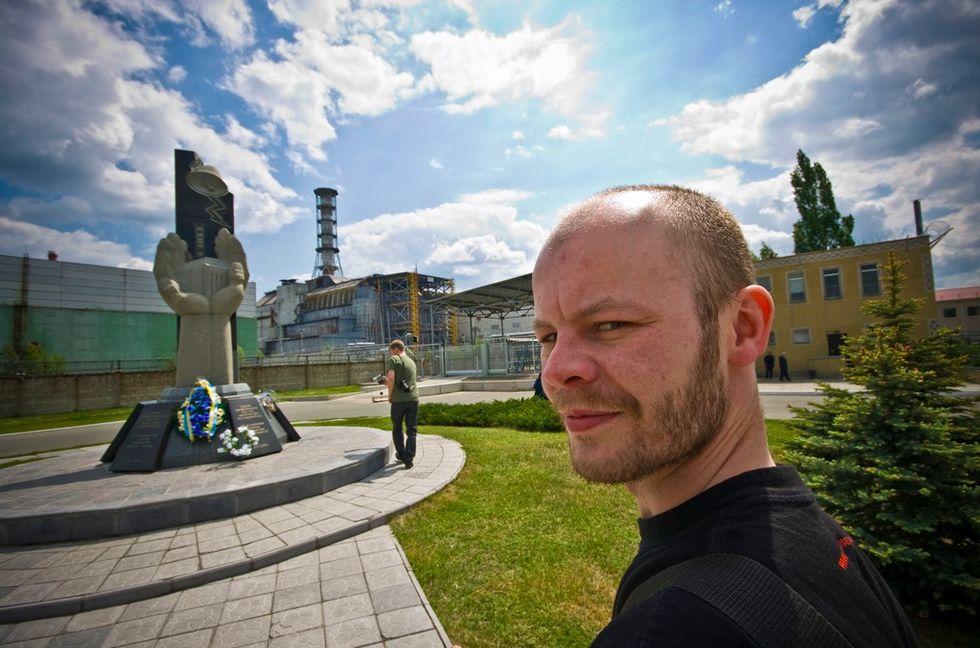 HBO gör miniserie om Tjernobyl