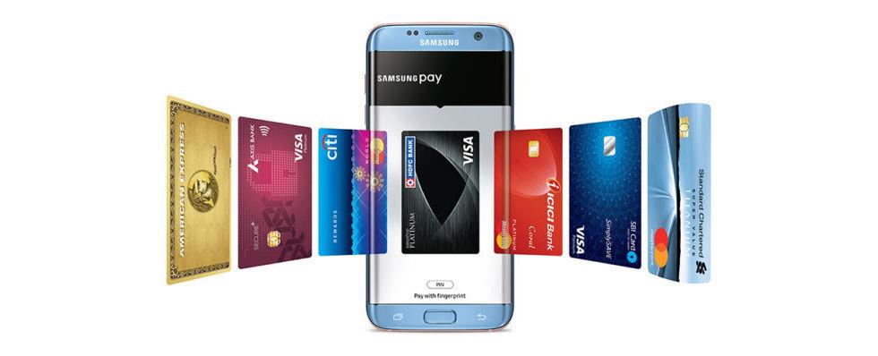Samsung vill att konkurrenter ska stödja Samsung Pay