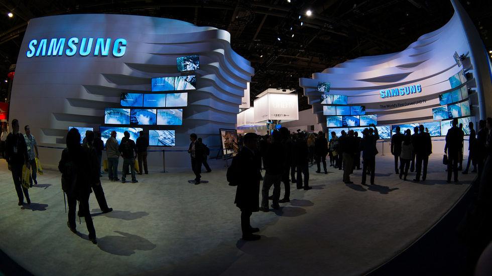 Samsung är nu världens mest lönsamma teknikföretag