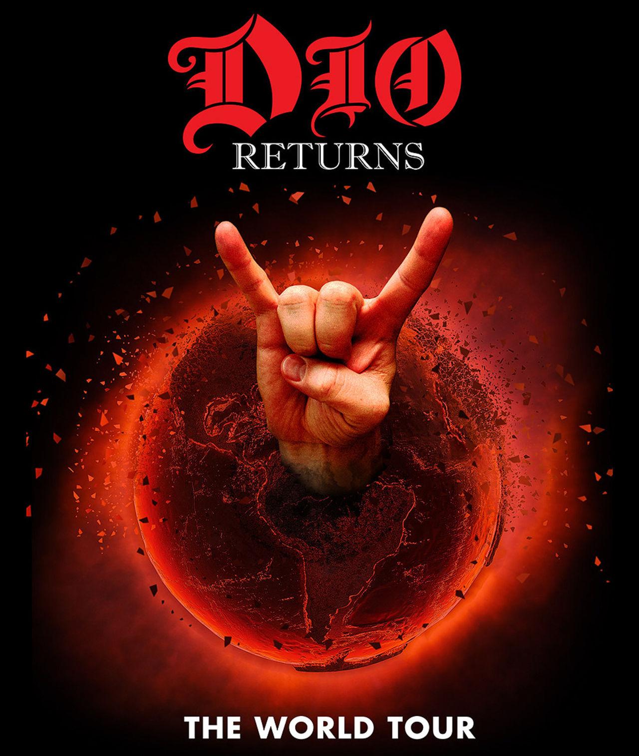 Ronnie James Dio kommer till Stockholm som hologram