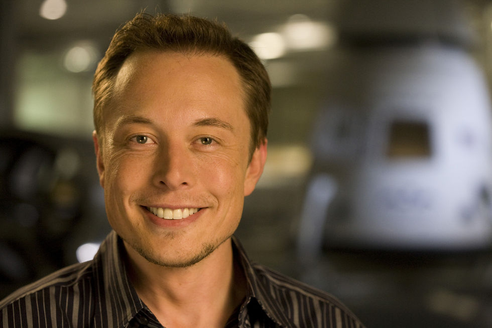 Elon Musk får kritik för Teslas sex-skämt