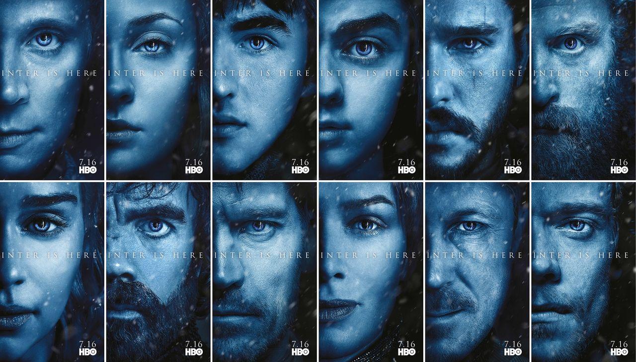 Så här delas Game of Thrones över världen