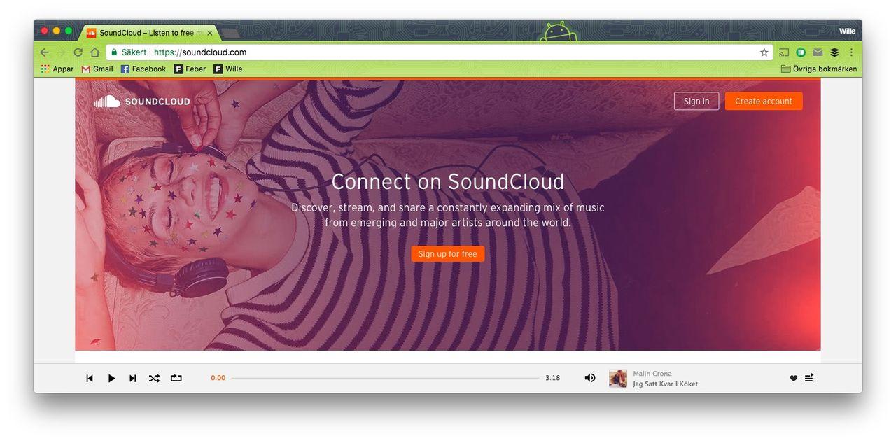Kommer SoundCloud sälja en del av företaget?