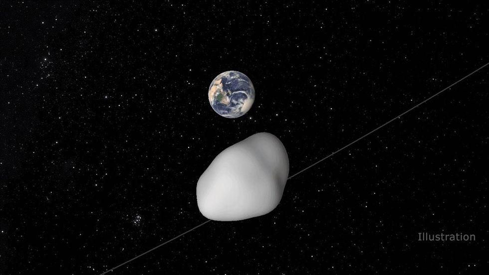 NASA ska testa system för att upptäckta asteroider