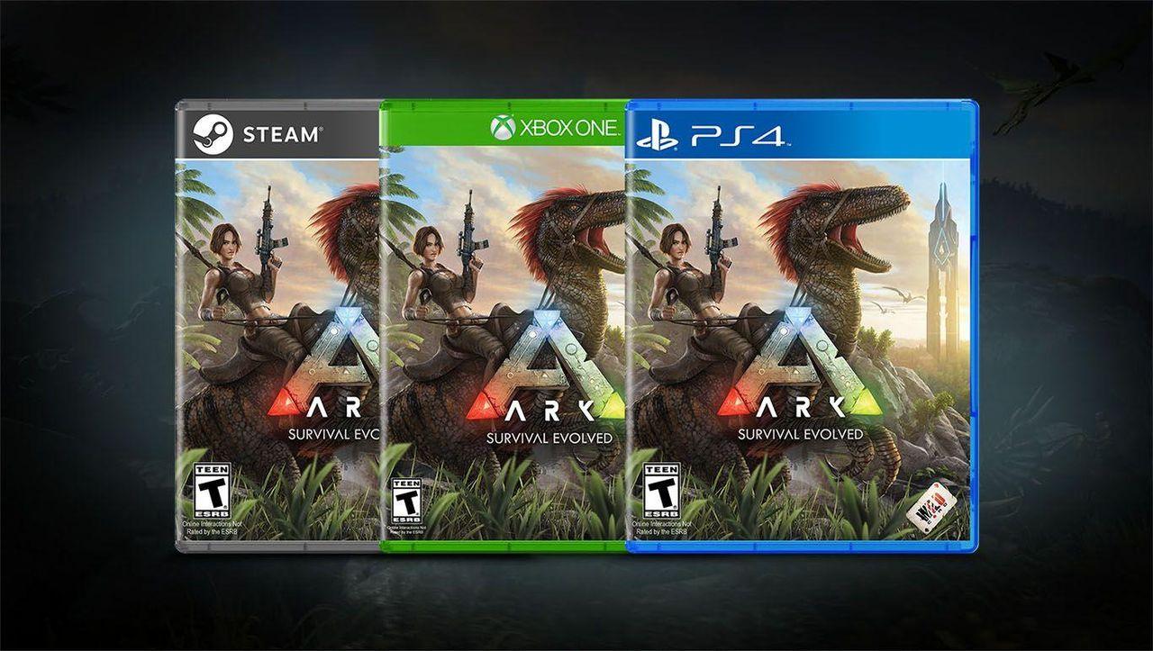Ark: Survival Evolved försenas