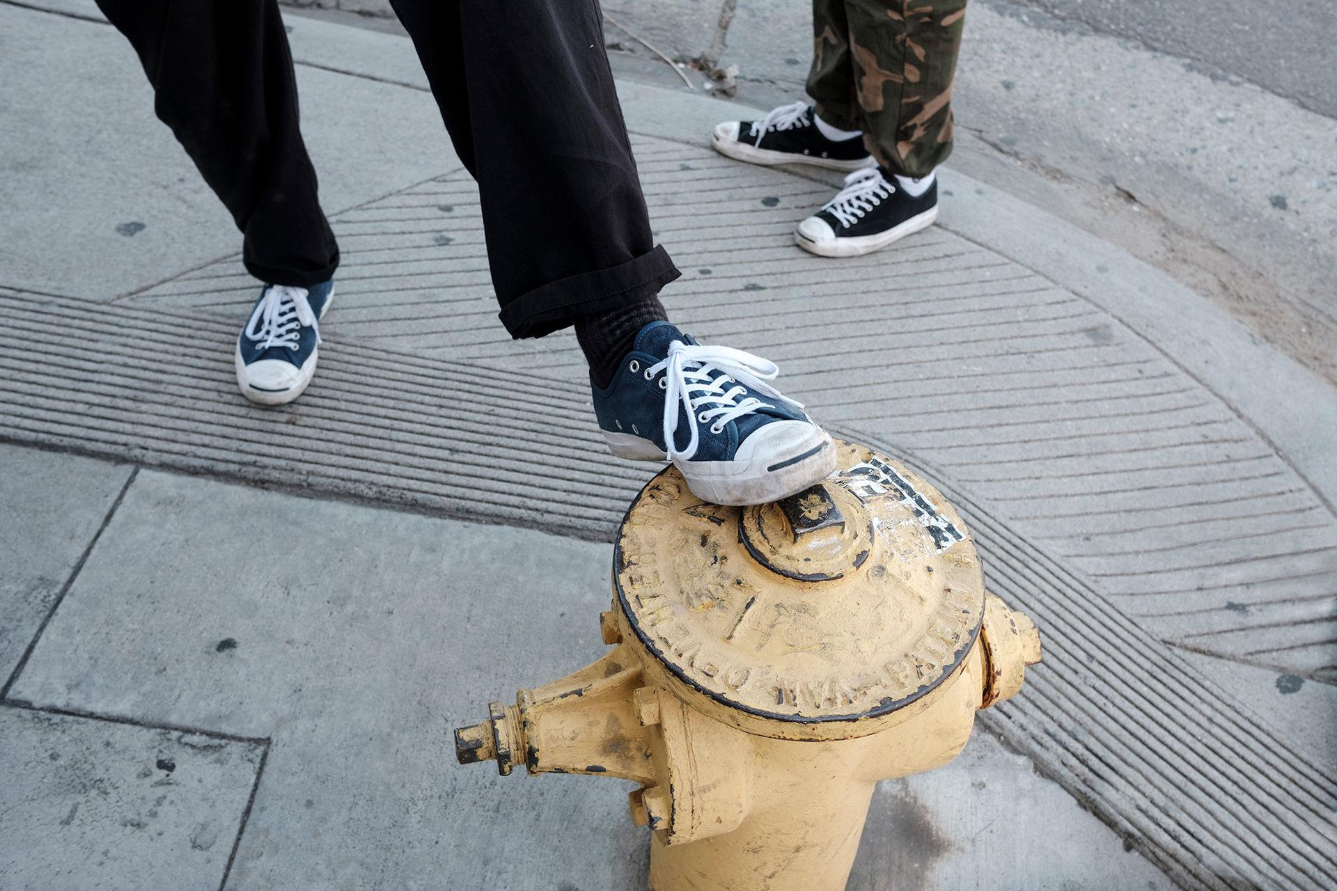 Nytt från Converse och Polar Skate Co.