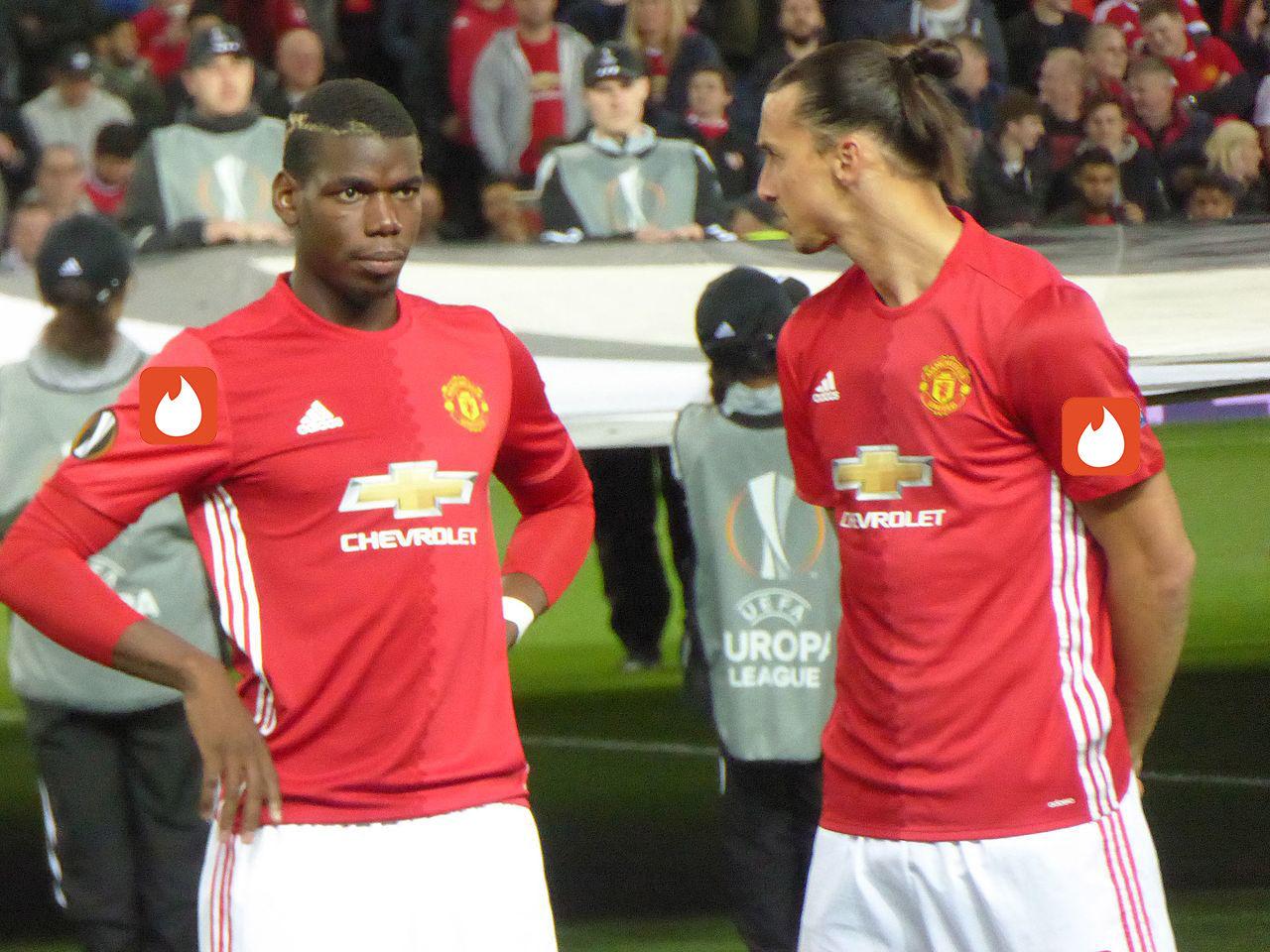 Tinder sägs sponsra Manchester United