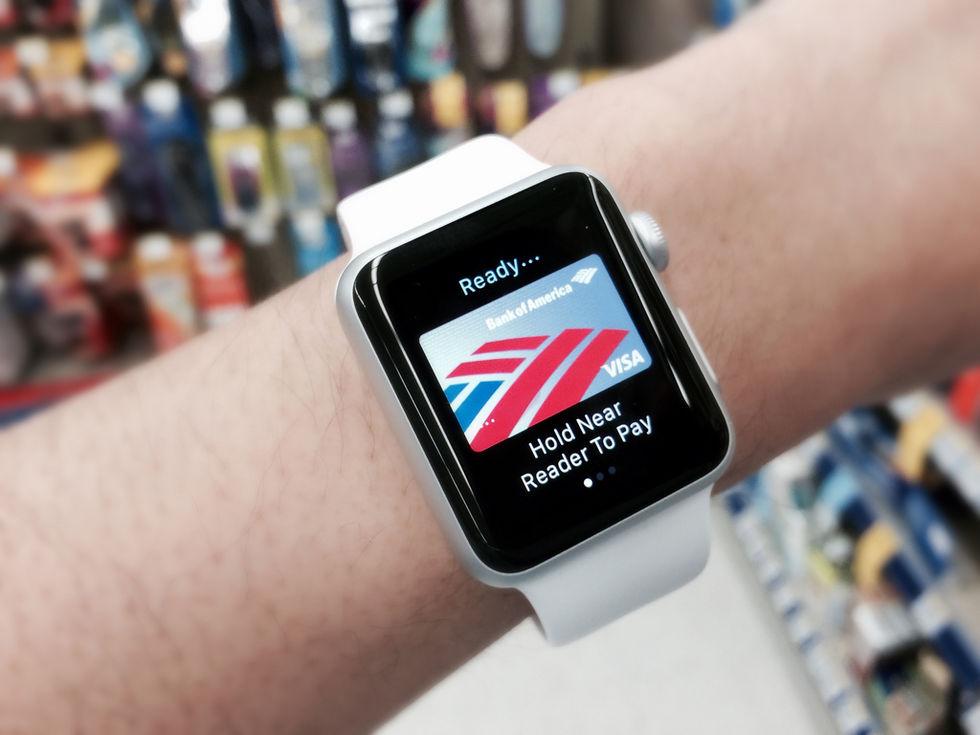 Apple Pay kommer till Sverige