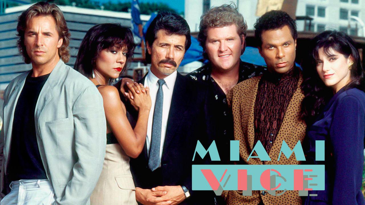 Miami Vice rebootas