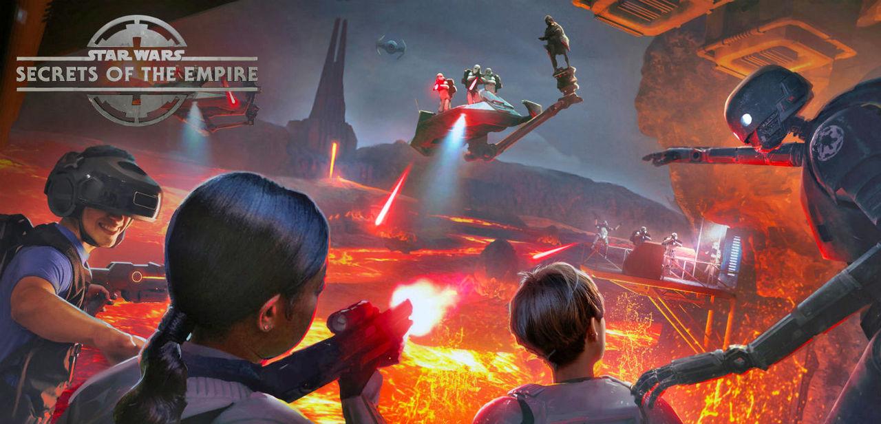Disney bygger Star Wars-upplevelse i VR med tillhörande lukt